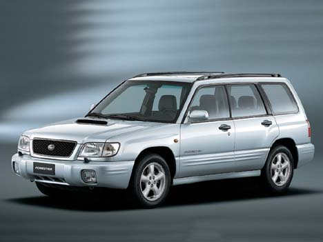 Фото Subaru Forester (SF)